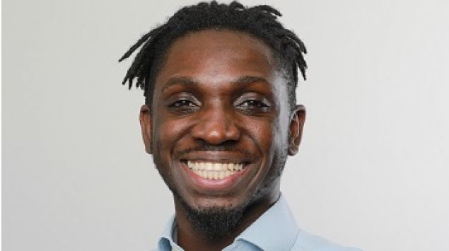 Emmanuel Owusa-Ansah, graduate, BA (Hons) Accounting and Finance