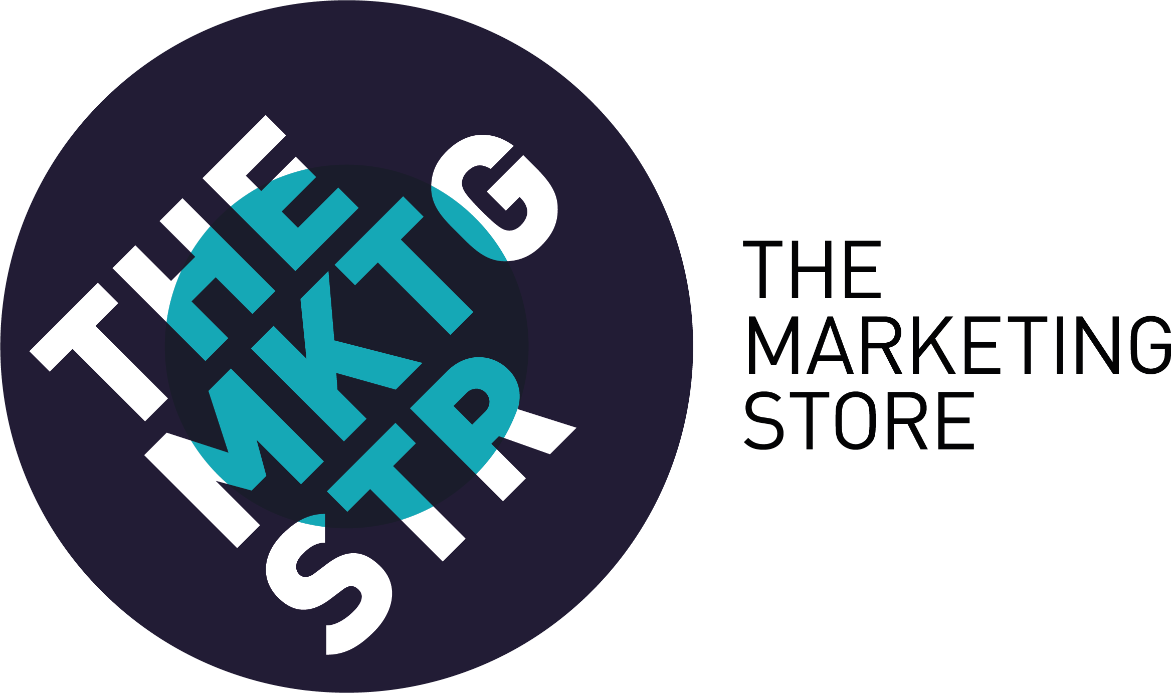 marketing store logo