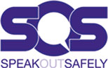 Speak out Safely logo